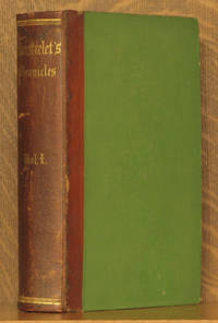 THE CHRONICLES OF ENGUERRAND DE MONSTRELET; CONTAINING AN ACCOUNT OF THE CRUEL CIVIL WARS....(VOL 1 - INCOMPLETE SET)