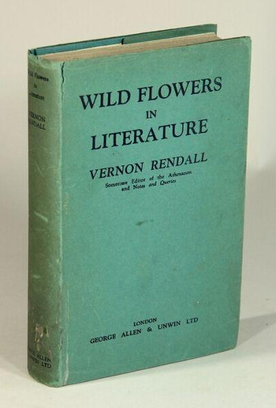 London: Scholartis Press, 1934. First edition, 8vo, pp. 372; fine copy in original green cloth lette...