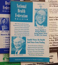 image of National Health Federation Bulletin [56 issues]
