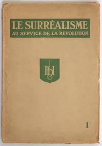 Le Surréalisme au service de la révolution. N° 1 [juillet 1930]