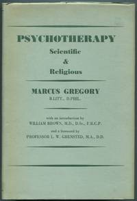 image of Psychotherapy Scientific and Religious