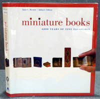 image of MINIATURE BOOKS: 4,000 YEARS OF TINY TREASURES