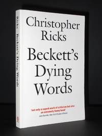 Beckett's Dying Words
