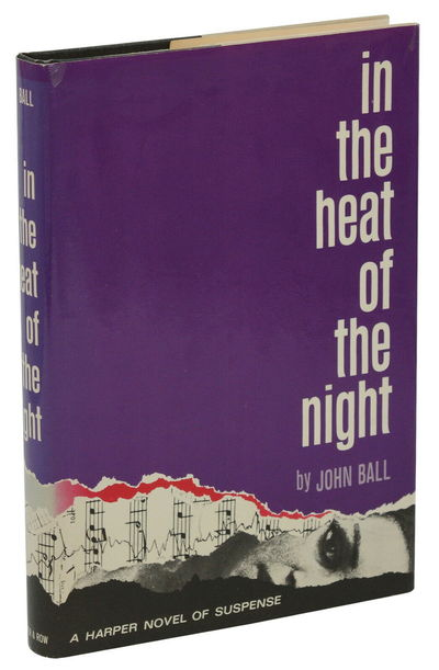 New York: Harper & Row, 1965. First Edition. Fine/Near Fine. First edition. 184 pp. Original half cl...