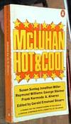 image of McLuhan: Hot & Cool - A Primer for the Understanding of & A Critical Symposium with Responses by McLuhan 2872