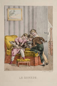 Recueil des Scènes Familiéres, et de Société de Paris [with] Recueil...