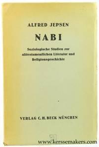 Nabi. Soziologische Studien zur Alttestamentlichen Literatur und Religionsgeschichte