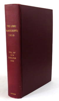 Catalogue of the Extraordinary Collection of Splendid Manuscripts, Chiefly Upon Vellum, in Various Languages of Europe and the East, Formed By M. Guglielmo Libri