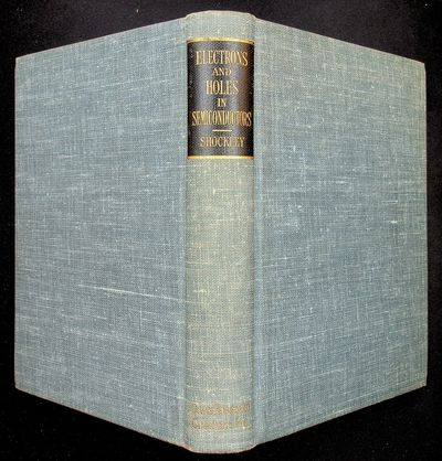Toronto, New York, London: D. Van Nostrand Company, Inc, 1950. First Edition. Cloth. Very Good. Firs...