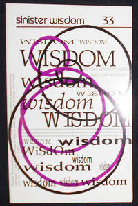 image of Sinister Wisdom 33 Fall 1987