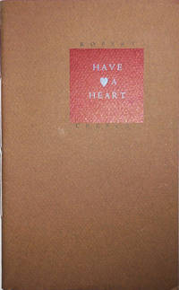 Have A Heart (Inscribed)