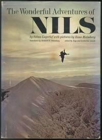 image of The Wonderful Adventures of Nils. Narrated in Pictures by Hans Malmberg