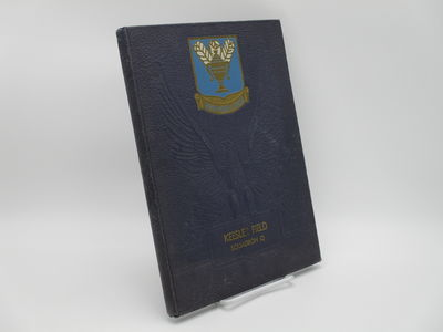 Baton Rouge. : Army and Navy Publishing., Circa 1943 . Blue textured cloth, embossed eagle and shiel...