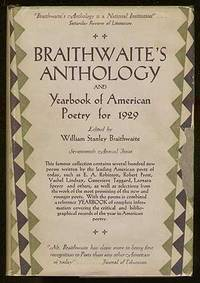 Anthology of Magazine Verse for 1929 and Yearbook of American Poetry