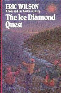 image of The Ice Diamond Quest.  A Tom and Liz Austen Mystery