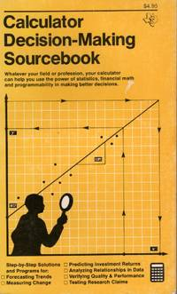 image of Calculator Decision-Making Sourcebook