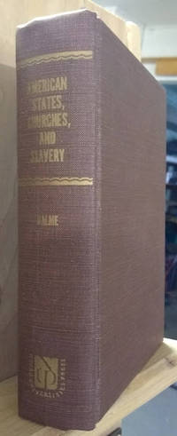 image of American States, Churches, and Slavery