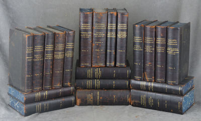 The Great War 13 Volumes H.W. Wilson and J.A. Hammerton 1914-1918 Complete set