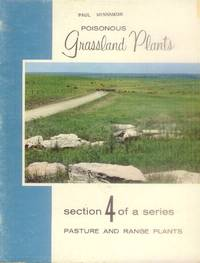 image of Poisonous Grassland Plants (Section 4 of a Series: Pasture and Range Plants)