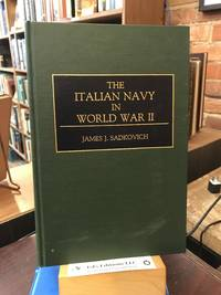 The Italian Navy in World War II (Contributions in Military Studies)