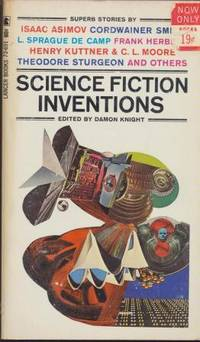 image of SCIENCE FICTION INVENTIONS