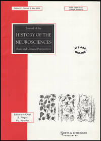Journal of the History of the Neurosciences (Vol 11, No 2, June 2002)
