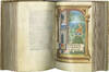 View Image 1 of 4 for BOOK OF HOURS (USE OF ROME); illuminated manuscript on parchment in Latin with some French Inventory #BOH 156