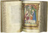 View Image 4 of 4 for BOOK OF HOURS (USE OF ROME); illuminated manuscript on parchment in Latin with some French Inventory #BOH 156