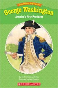 Easy Reader Biographies: George Washington : George Washington