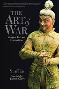 image of The Art of War: Complete Text and Commentaries