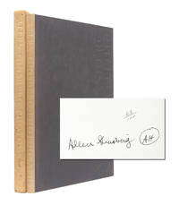 Allen Ginsberg: Photographs (Signed Limited)
