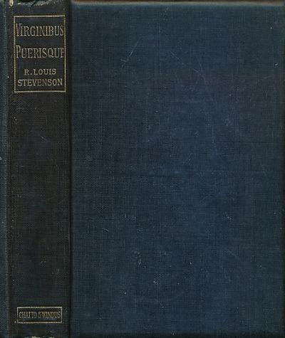 Virginibus puerisque and other papers by robert louis