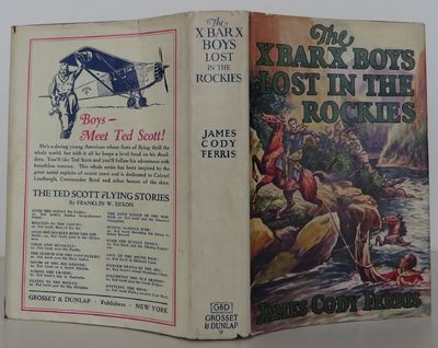 Grosset & Dunlap, 1934. 5th or later Edition. Hardcover. Fine/Very Good. Later edition. Book fine, p...