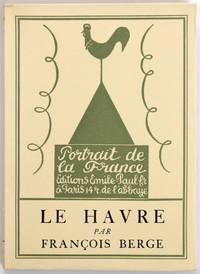 Le Havre. Frontispice de Valdo-Barbey.