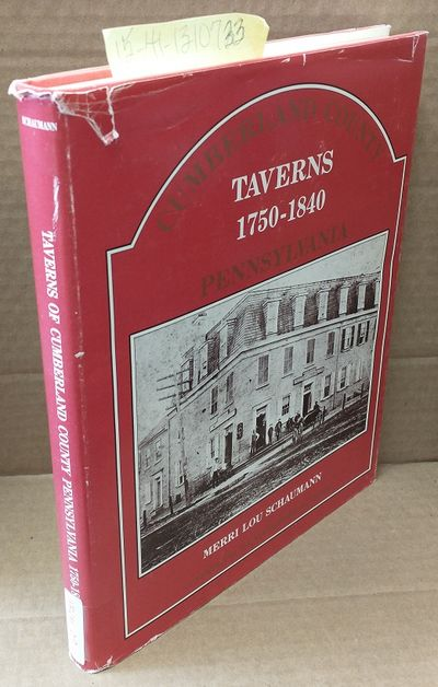n.p.: Cumberland County Historical Society, 1994. Hardcover. Quarto; pp 250; G+/G-; red spine with i...