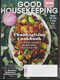 GOOD HOUSEKEEPING MAGAZINE NOVEMBER 2016 by Good Housekeeping - 2016 - from Gibson's Books (SKU: 81118)