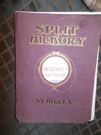 Split Hickory Vehicles Catalog N0 # 35 1909