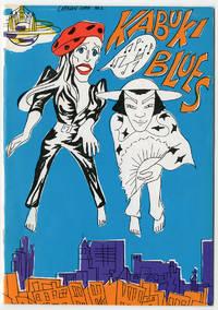KABUKI BLUES  CARAVAN COMIX NO. 1 [wrapper title]