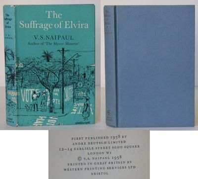 Andre Deutsch, 1958. 1st Edition. Hardcover. Fine/Very Good. Published in London by Andre Deutsch in...