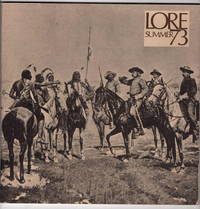 Lore: Summer 1973. Volume 23, Number 3