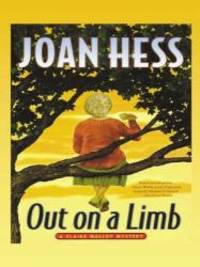 Out on a Limb (Claire Malloy Mysteries, No. 14) by Joan Hess - 2003-01-04