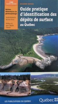 image of Guide pratique d'identification des dépôts de surface au Québec