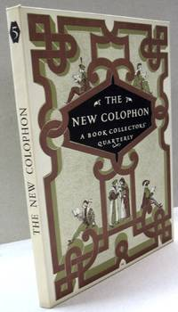 The New Colophon; Volume Two Part Five