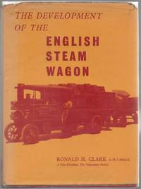 image of The Development of the English Steam Wagon
