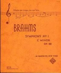 SYMPHONY NO. 1, C MINOR, OP. 68