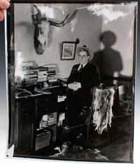 Photograph of J. Frank Dobie