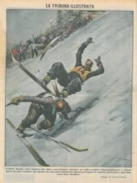 Sciatore muore a S. Moritz investito da un altro sciatore.