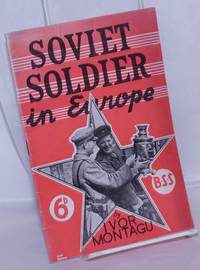 image of Soviet Soldier in Europe