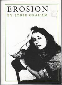 EROSION by  Jorie GRAHAM - Paperback - First edition - 1983 - from Brian Cassidy Bookseller at Type Punch Matrix (SKU: 11487)