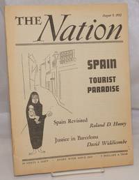 image of The Nation: America's Leading Liberal Weekly Since 1865; Vol. 175, No. 6, Saturday, August 9 1952